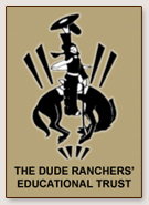 The Dude Ranchers' Associationlogo