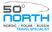 50 Degrees Northlogo