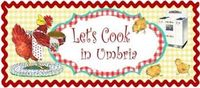 Let's cook in Umbria logo