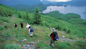 Islands, Gardens and Vistas in Washington and British Columbia