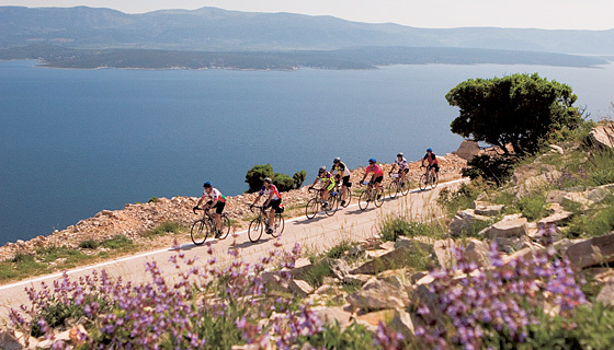 Dalmatian Coast Biking:  Delightful Dubrovnik
