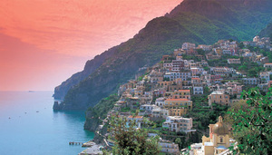 Italy's Amalfi Coast to the Isle of Capri