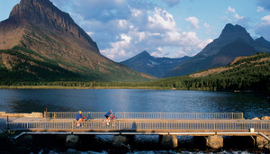 Glacier National Park and A Touch of Canada