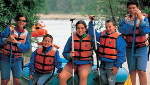 Bike, Hike & Raft in Glacier and Waterton Lakes National Parks