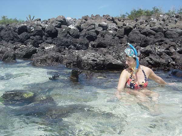 Tortuga Galapagos Island Trip Active Vacation By Active South - Galapagos vacations