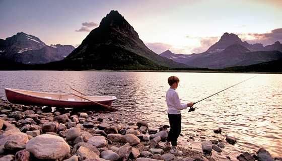 Glacier Multisport Deluxe Camping: Bike