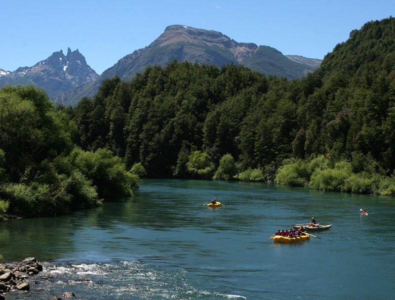 Rio Futaleufu Expedition Cruise Vacation By Global