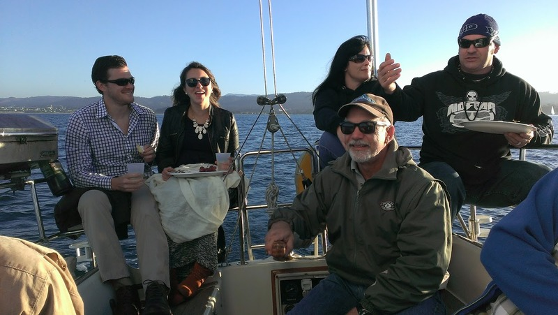 Company photo from Monterey Bay Sailing