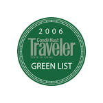 : Conde Nast Traveler Award