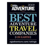 : National Geographic's ADVENTURE Award